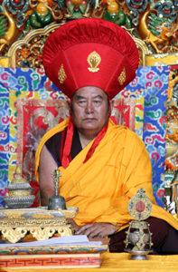 His Holiness Drikung Kyabgon Chungtsang