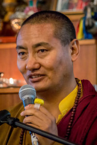 Khenpo Samdup Director of Gar Drolma Center