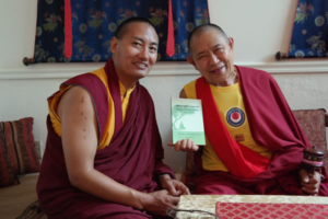 Books - by Khenpo Samdup Rinpoche