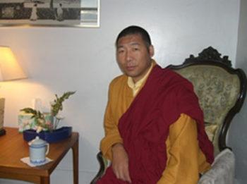 Venerable Konchog Thubten Nima
