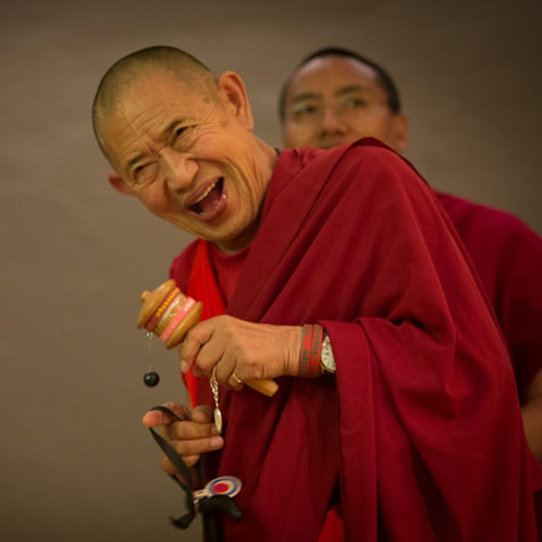 Chakrasamvara Empowerment & Teachings with H E  Garchen Rinpoche