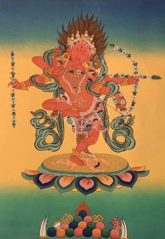 Kurukulle - Gar Drolma Buddhist Learning and Meditation Center